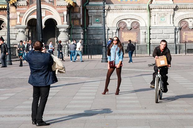 Эксперимент The Village: Самые популярные места для фотографий из Петербурга. Изображение № 62.