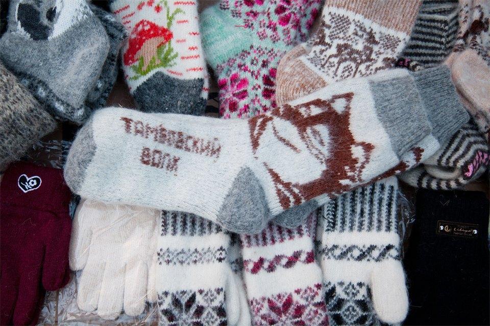 Кто продаёт шерстяные носки наулицах Москвы. Изображение № 6.