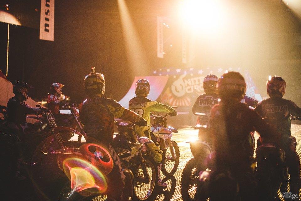 Фото дня: Шоу Nitro Circus в России. Изображение № 1.