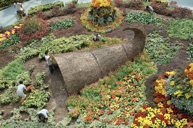 Идеи для города: Механический лес вСингапуре. Изображение № 19.