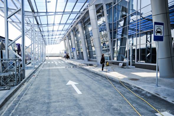 Фоторепортаж: Новый терминал аэропорта Киев — за день до открытия. Зображення № 13.