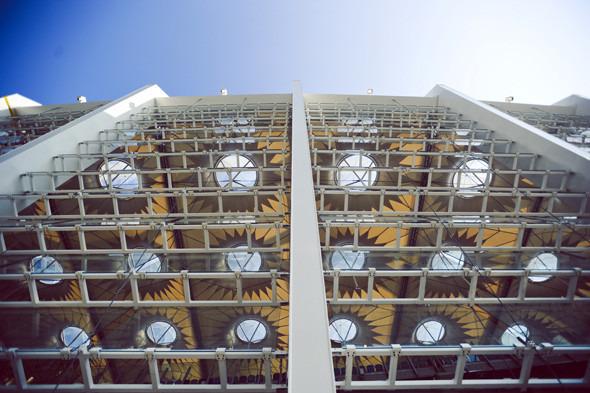 Выходит на арену: Как реконструировали стадион «Олимпийский». Изображение № 11.