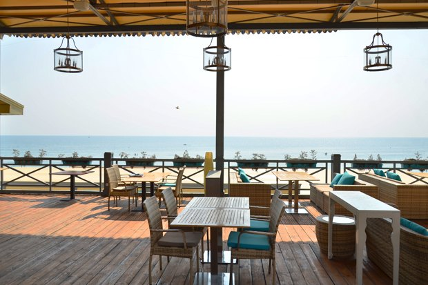 Новые места (Одесса): 5 ресторанов, баров и пляжных клубов. Зображення № 12.