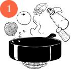 Рецепты шефов: Паста «Орекьетте алла Романо». Изображение №4.