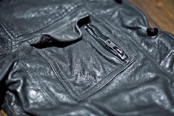 Анатомия куртки: Как сделана кожаная куртка AllSaints. Изображение № 15.