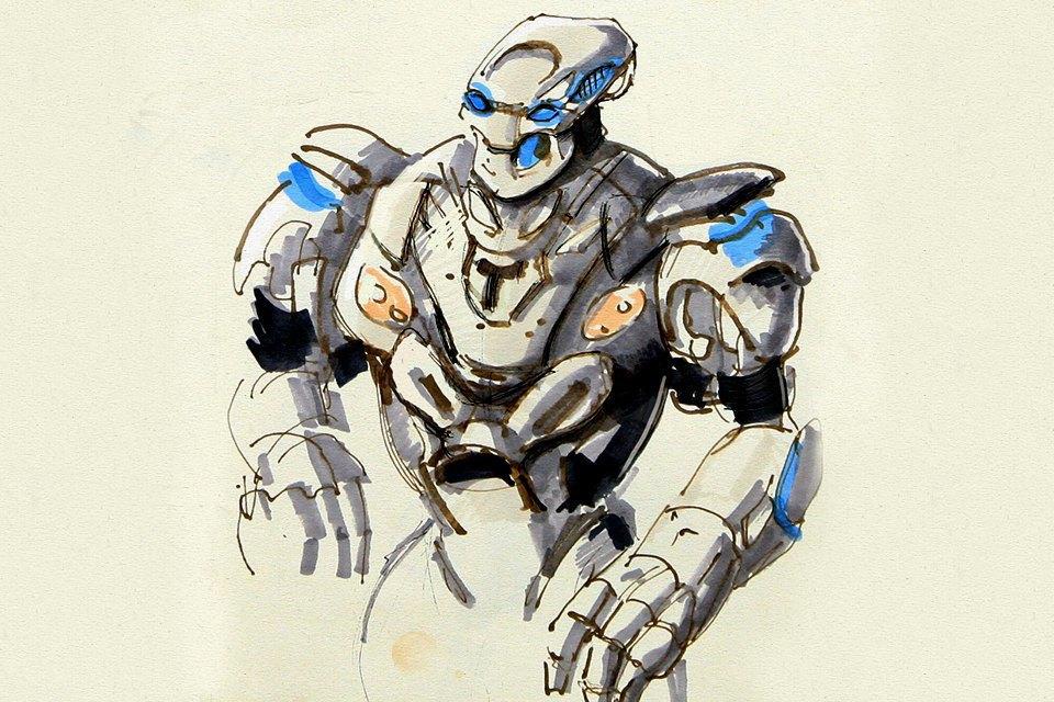 Выставка «Бал роботов». Изображение № 4.