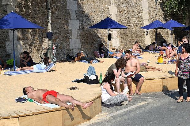 Иностранный опыт: 6 городских пляжей. Изображение № 13.