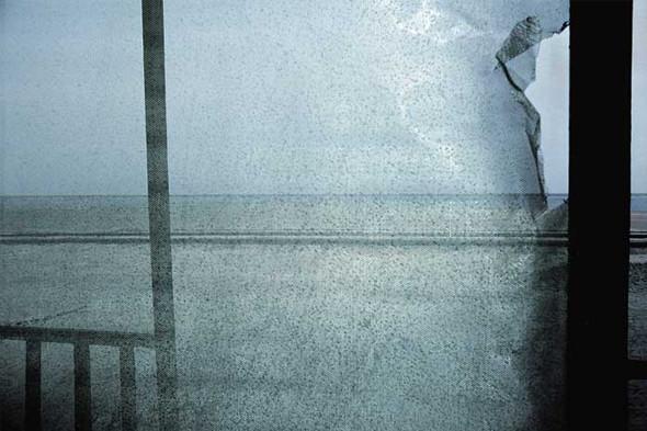 Гарри Груйер. Египет. Красное море. Город Хургада. 1988. © Harry Gruyaert/Magnum Photos. Изображение №10.
