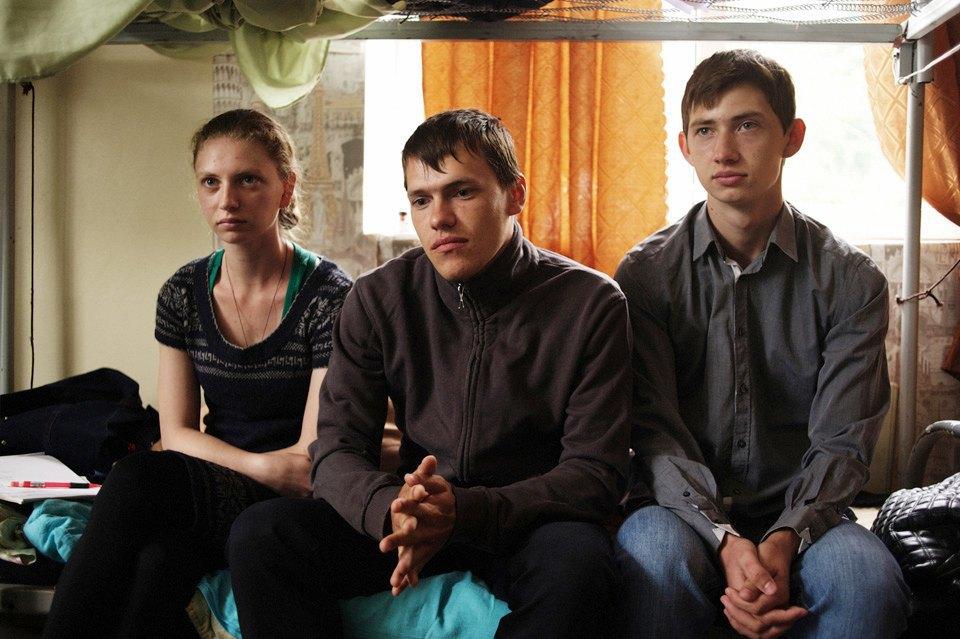 Украинские беженцы  в общежитии вПечатниках. Изображение № 2.