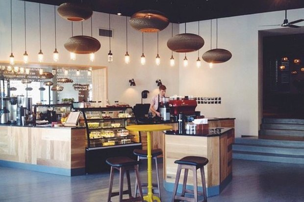 7кафе, баров иресторанов, открывшихся виюле. Изображение № 7.