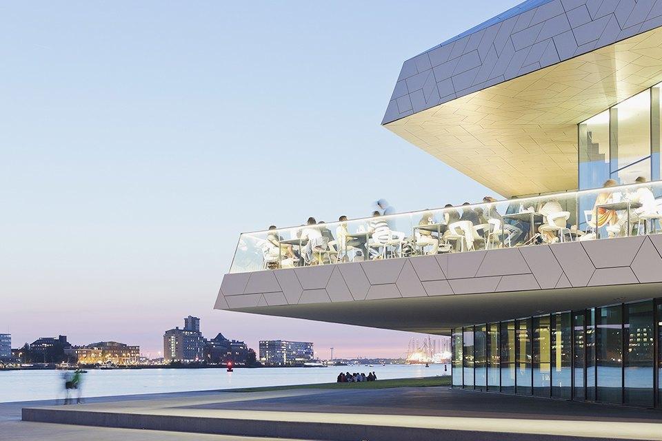 Остердокс, центр новой архитектуры Амстердама. Изображение № 12.