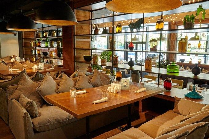 Ginza открыла ресторан помотивам фильма «Мимино». Изображение № 2.