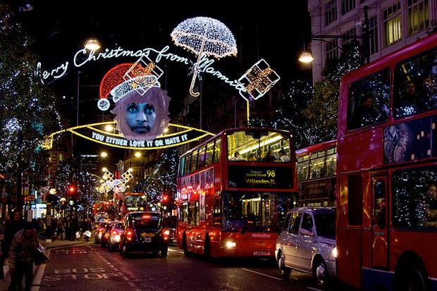 Дневник города: Зима в Лондоне. Изображение №1.