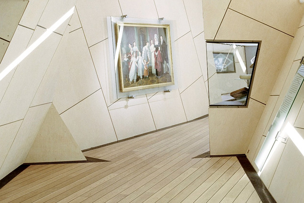 Иностранный опыт: 5еврейских музеев вмире. Изображение № 45.