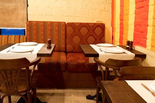 На «Красном Октябре» открылся грузинский ресторан Mizandari Cafe. Изображение № 2.