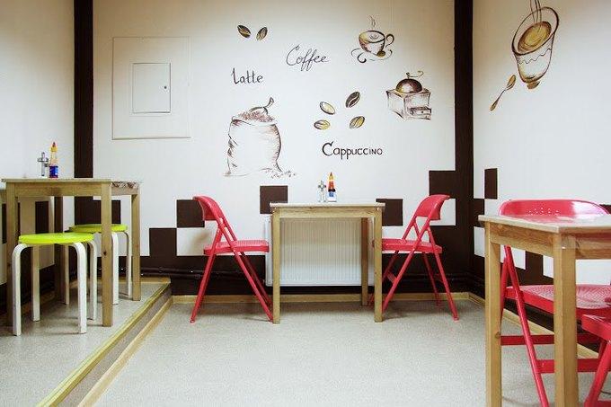 На «Таганской» открылось кафе узбекской кухни «Выпечка и плов» . Изображение № 2.