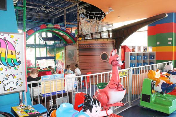 Игровой момент: Детские комнаты в торговых центрах. Изображение № 2.