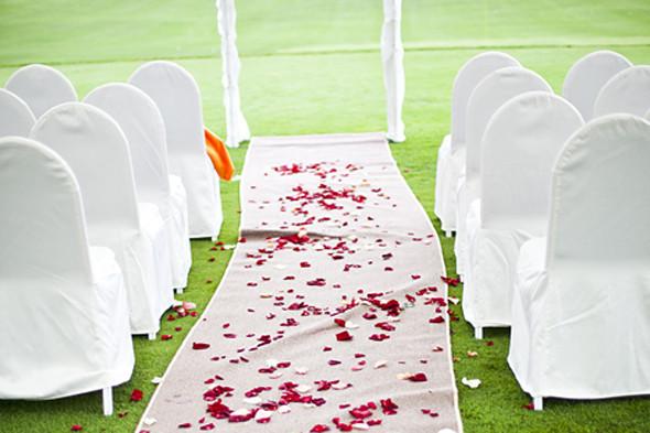 Сезонное предложение: 4 современные свадьбы. Изображение № 26.