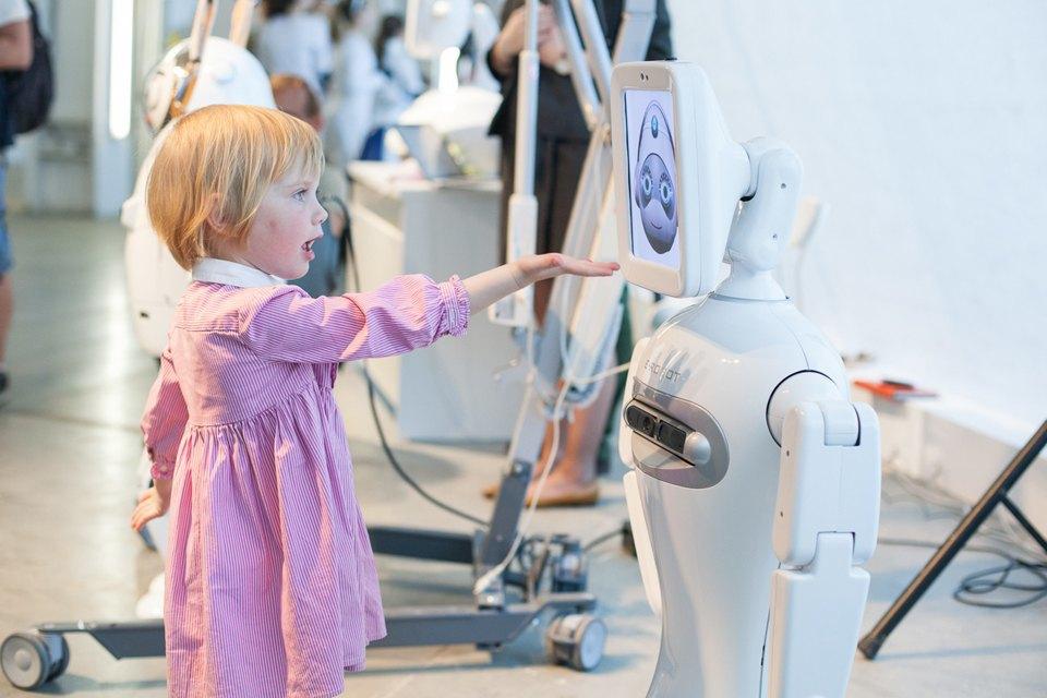 Как выглядит «Бал роботов» наArtplay. Изображение № 21.
