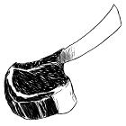 Части тела: Из чего сделаны стейки в ресторанах. Изображение №12.