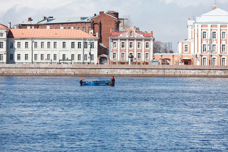 Люди в городе: Рыбаки Петербурга. Изображение № 1.