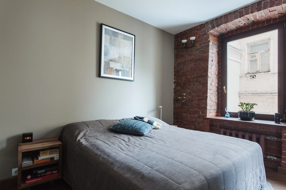 Квартира-студия длякраткосрочнойаренды наТрубной. Изображение № 17.