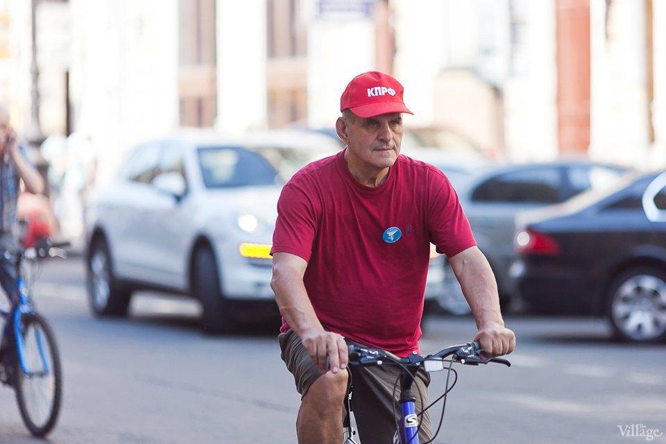 Где наши мигалки: Как петербургские депутаты пересели на велосипеды. Изображение № 6.