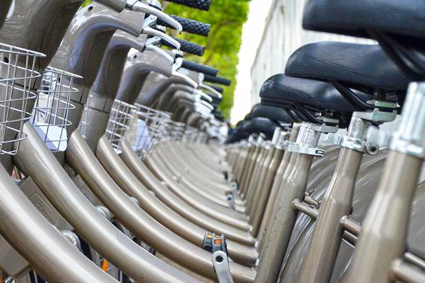 Иностранный опыт: 3 общественных велопроката Европы. Изображение № 7.