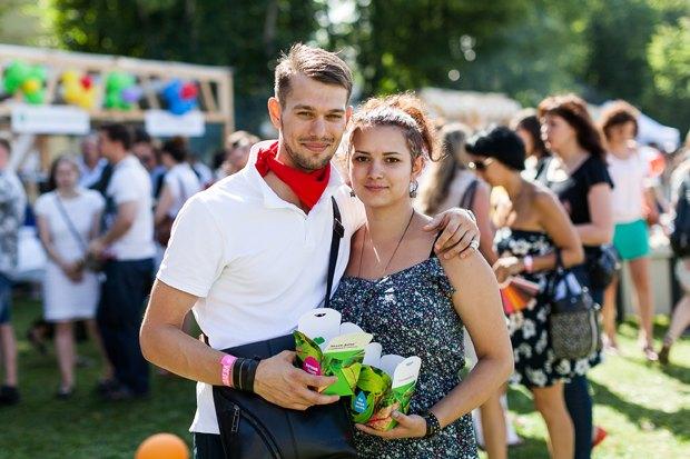Люди в городе: Посетители фестиваля «О да! Еда!». Изображение №29.