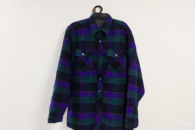 Рубашка в клетку — 650 рублей. Изображение № 14.