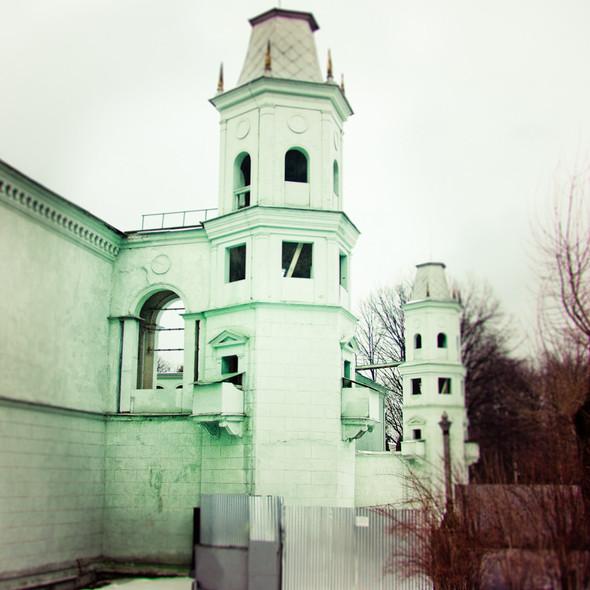 В зоне риска: Зелёный театр на ВВЦ. Изображение № 20.