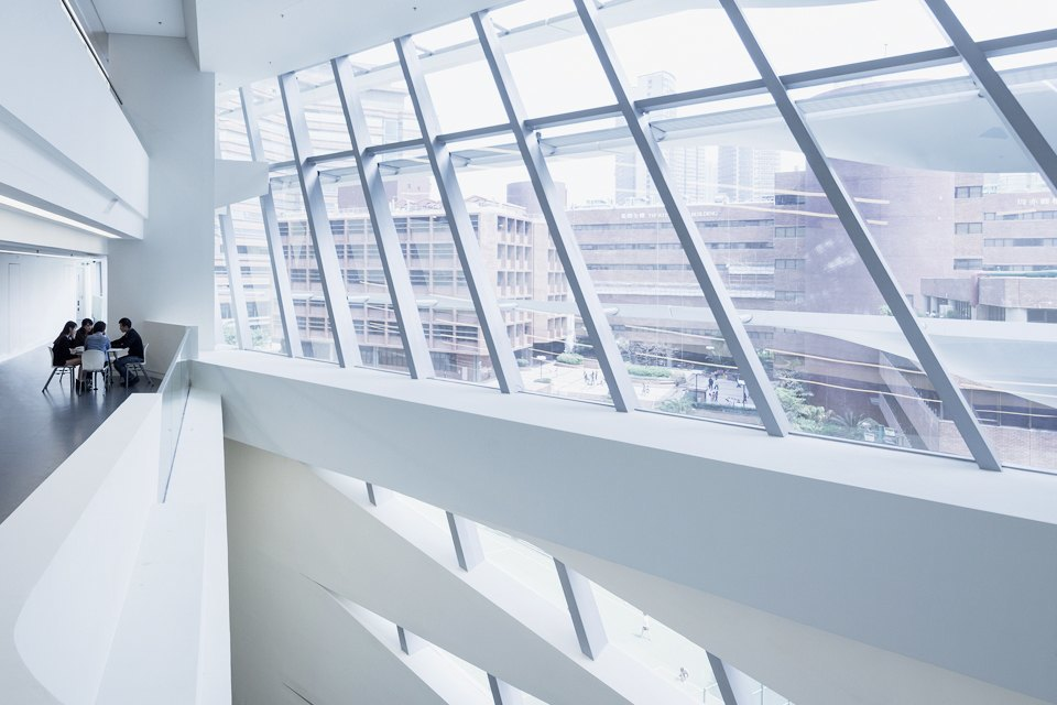 10 самых интересных зданий 2014года. Изображение № 33.