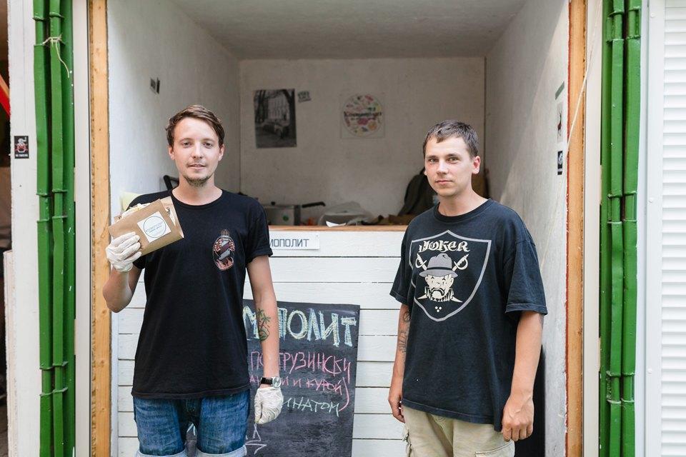 Кто готовит уличную еду в проекте Salon. Изображение № 1.