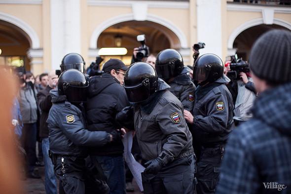 Copwatch (Петербург): Действия полиции на митинге «Стратегии-31». Изображение № 20.