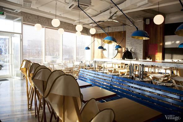 Новое место: Osteria numero Uno. Изображение № 1.