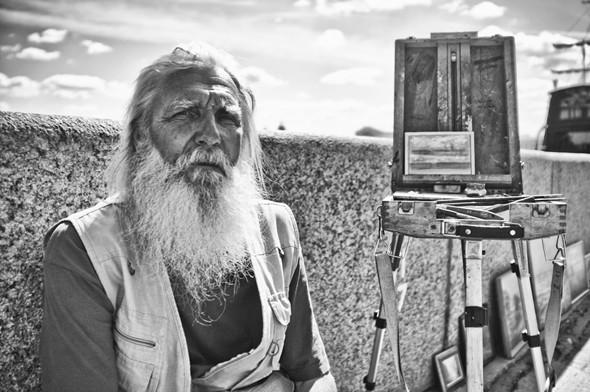 Выставка «100 лет. Портреты русских людей» открывается в «Росфото». Изображение № 12.