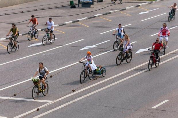 18рекомендаций Москве от«сборной мира по транспорту». Изображение № 6.