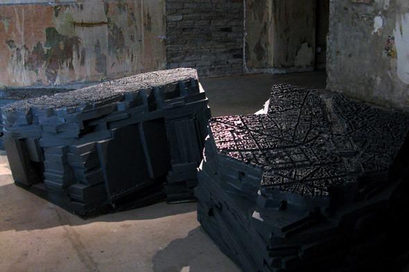 """Виталий Пушницкий - Следы других цивилизаций в скульптурах из """"метеоритов"""". Изображение № 36."""