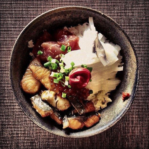 Пищевая плёнка: Красивые Instagram с едой. Часть 2. Изображение № 2.