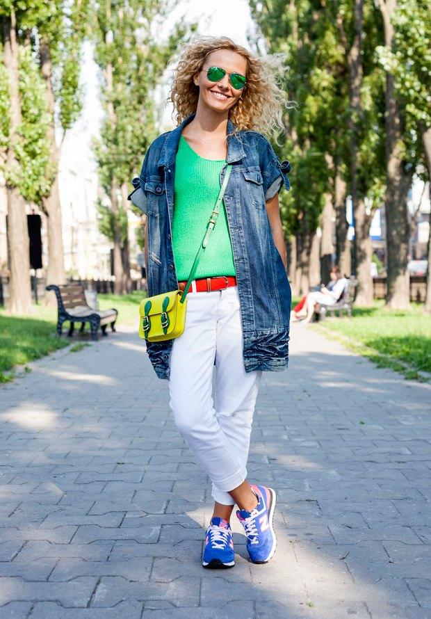 Внешний вид (Киев): Ирина Старченко, менеджер в Red Bull. Изображение №1.