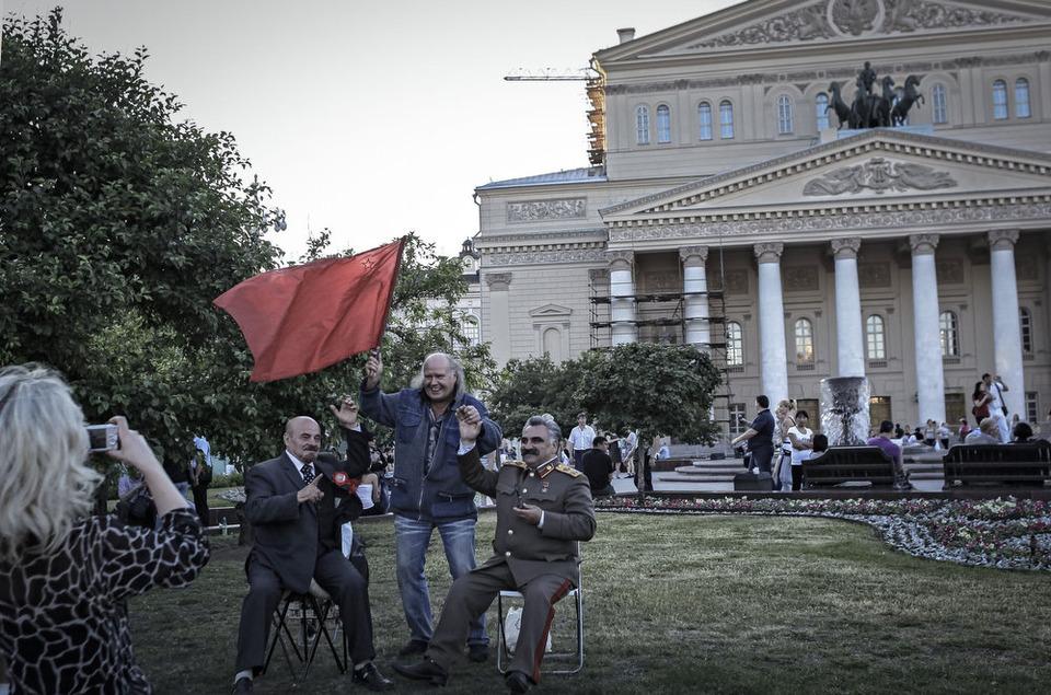 Камера наблюдения: Москва глазами Сергея Пономарёва. Изображение №10.