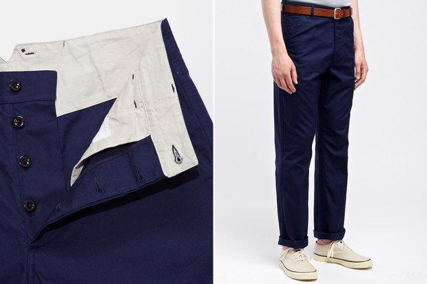 Где купить мужские брюки: 9вариантов отодной до пяти тысяч рублей. Изображение № 10.