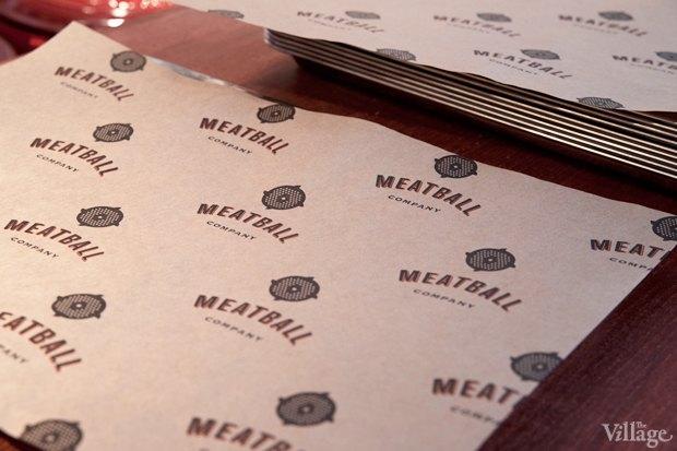 Новое место: Кафе Meatball Company —закрылось. Изображение № 21.