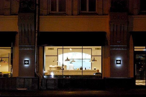 На Покровке открылось третье кафе «Булка». Изображение №1.