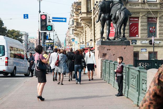 Эксперимент The Village: Самые популярные места для фотографий из Петербурга. Изображение № 24.