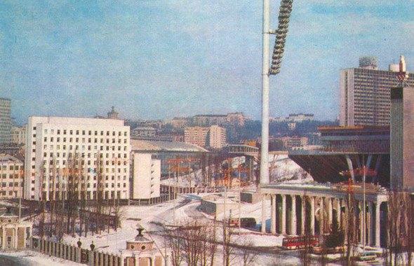 Республиканский стадион, 1980 год. Изображение № 5.