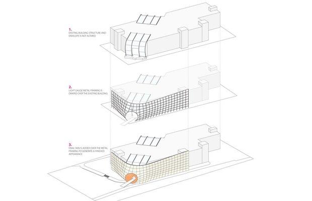 Карим Рашид реконструирует торговый комплекс в Петербурге. Изображение № 3.