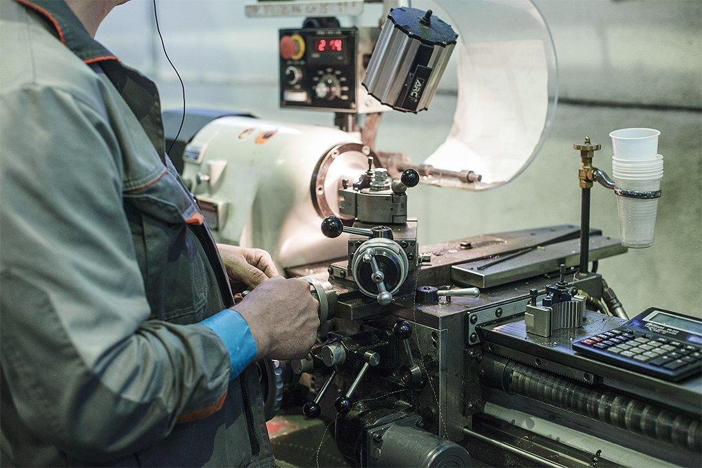 Производственный процесс: Как делают винтовки. Изображение № 13.