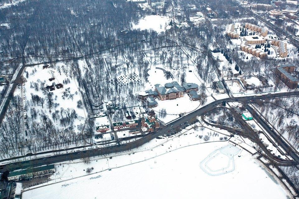 Лучший вид на этот город: 7 смотровых площадок вМоскве. Изображение № 64.