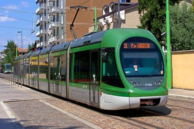 Village Tech: 10впечатляющих моделей трамваев. Изображение № 10.